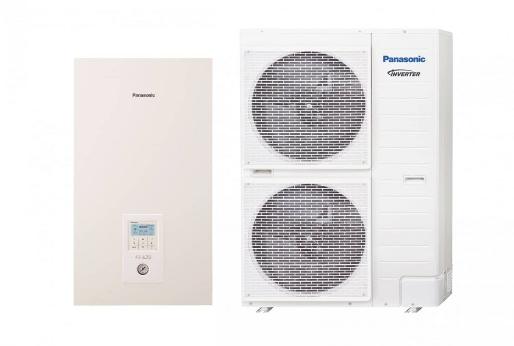 Тепловой насос Panasonic Aquarea T-CAP KIT-WXC09H3E5 (Bi-Bloc, 9 кВт, 220 В)