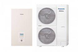 Тепловой насос Panasonic Aquarea T-CAP KIT-WXC12H9E8 (Bi-Bloc, 12 кВт, 380 В)