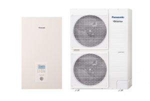 Panasonic AQUAREA KIT-WXC12H9E8. Серия T-CAP / Bi-Bloc