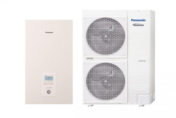 Тепловой насос Panasonic AQUAREA KIT-WXC09H3E5