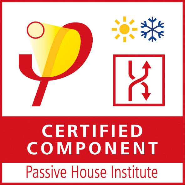 Сертификат Passive House