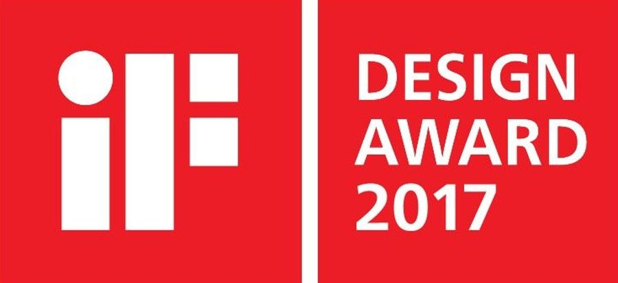 Zehnder winner iF desing award 2017