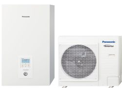 Тепловой насос Panasonic Aquarea High Performance KIT-WC05H3E5 (Bi-Bloc, 5 кВт, 220 В)