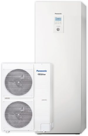 Panasonic AQUAREA KIT-AXC12HE8 (T-CAP / All in One)