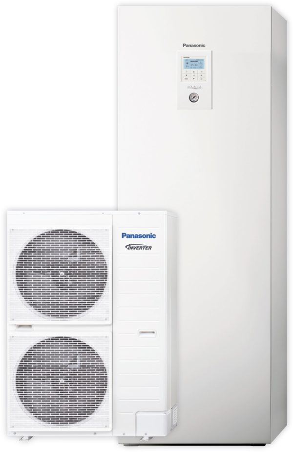 Тепловой насос Panasonic AQUAREA T-CAP KIT-AXC16HE8 (All in One)