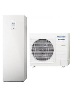 Тепловой насос Panasonic Aquarea High Performance KIT-ADC07HE5 (All in One, 7 кВт, 220 В)