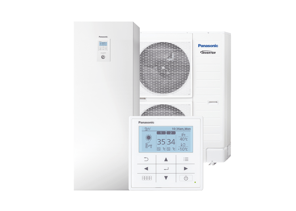 Panasonic Aquarea All In One
