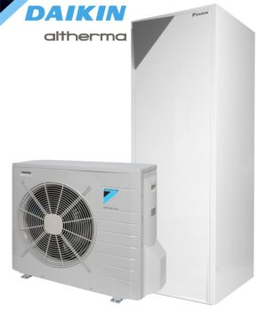 Daikin ERLQ/EHVH(X)16S26CB9W. Серия Altherma / All in One