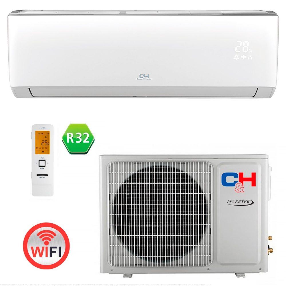 Кондиционер Cooper&Hunter Arctic Inverter CH-S09FTXLA-NG (Wi-Fi)