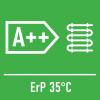 """Класс """"А++"""" при 35°C"""