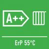 """Класс """"А++"""" при 55°C"""