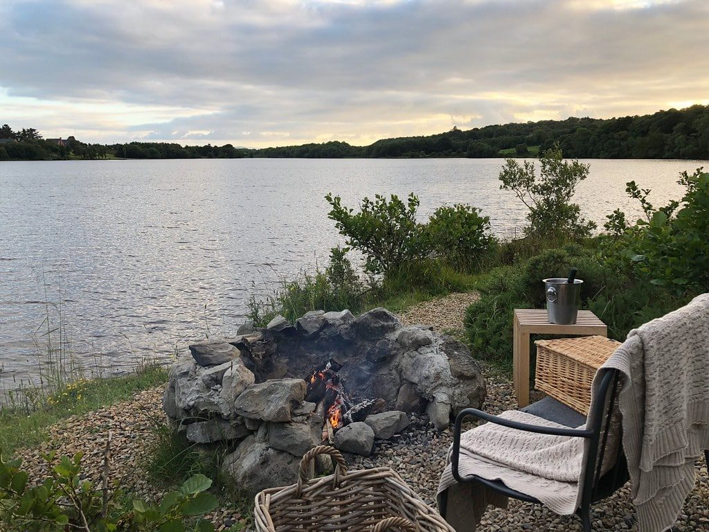 Finn Lough Resort and Panasonic Aquarea