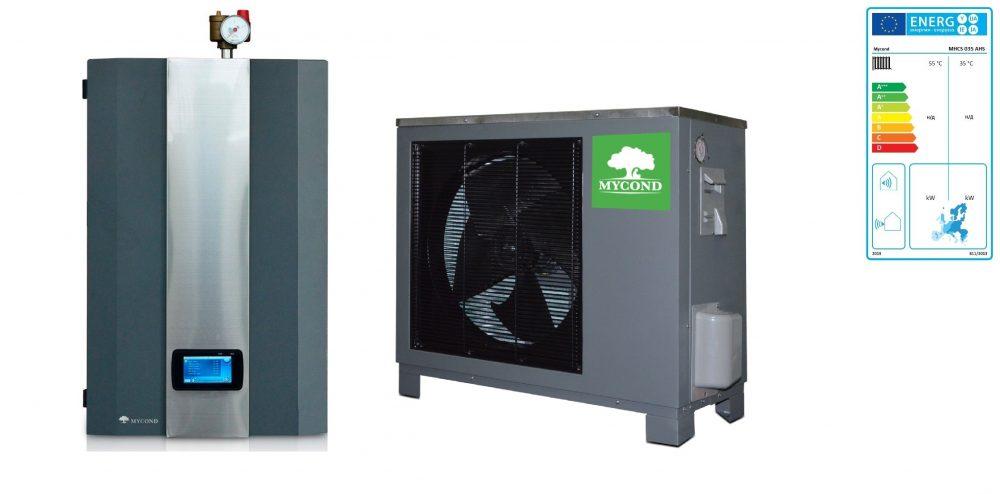 Тепловой насос Mycond Smart MHCS 035 AHS (10 кВт, 220 В)