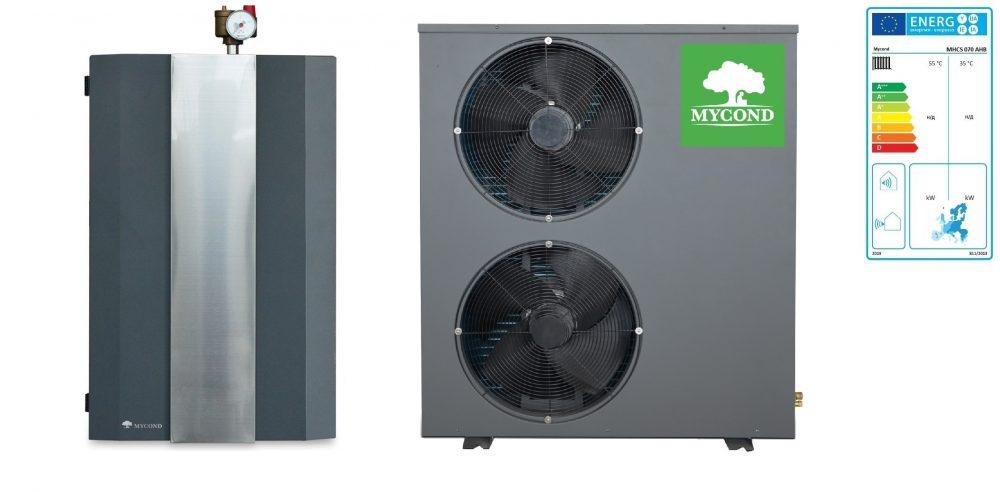 Тепловой насос Mycond Basic MHCS 070 AHB (20 кВт, 380 В)