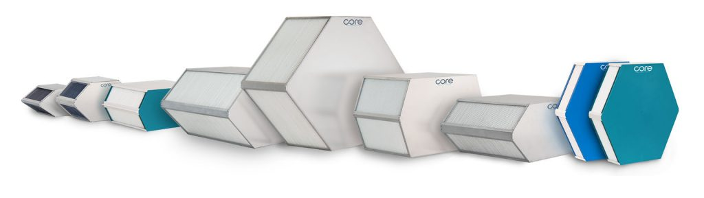 Полимерно-мембранные теплообменники Core