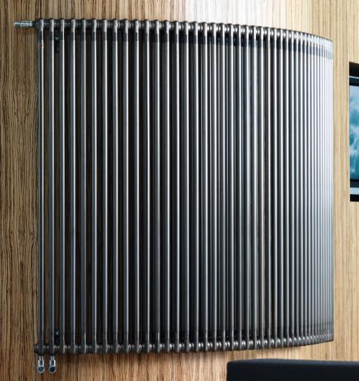 Дизайнерские радиаторы Zehnder