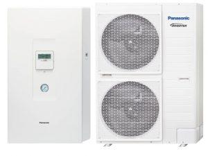 Тепловой насос Panasonic AQUAREA KIT-WXC12H9E8