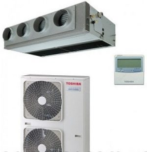 Канальный кондиционер Toshiba Super Digital RAV-SM80*BT(P)-E/RAV-SP80*AT(P)-E