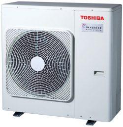 Наружный блок мульти-сплит системы Toshiba Multi RAS-4M27UAV-E