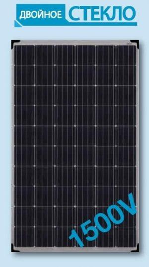 Солнечная батарея JA Solar JAP6DG1500-60-270W 4BB DoubleGlass