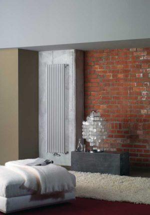 Вертикальный стальной трубчатый радиатор Zehnder Excelsior 2000х600