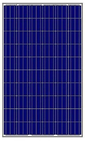 Солнечная батарея Amerisolar AS-6P30-265W
