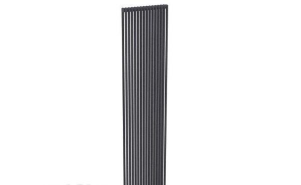 Вертикальный дизайн-радиатор Zehnder Kleo KLVD-200/020
