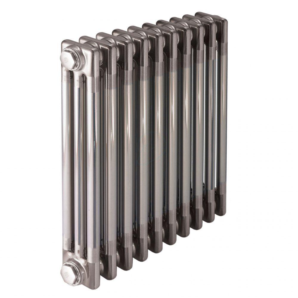 Стальной трубчатый радиатор Zehnder Charleston, цвет — Technoline 3035-22