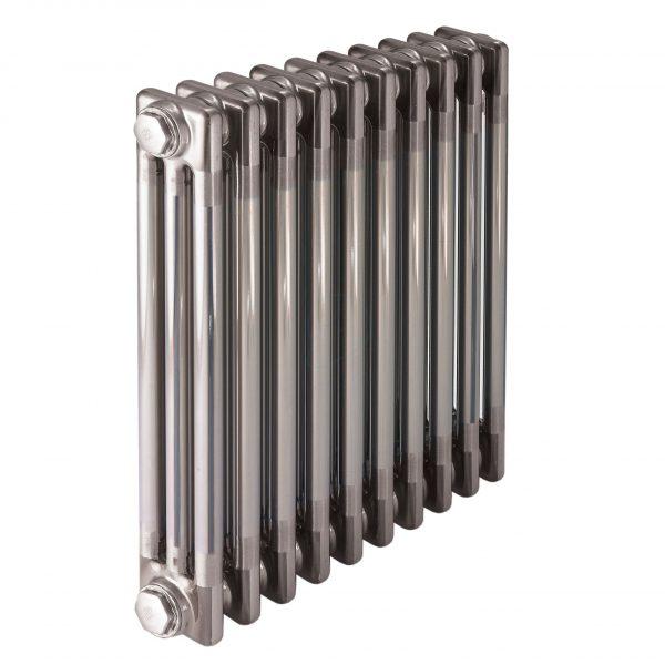 Стальной трубчатый радиатор Zehnder Charleston, цвет – Technoline 3035-22