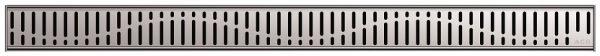 Решетка для трапа ACO ShowerDrain C «Волна» 685 мм (408557)