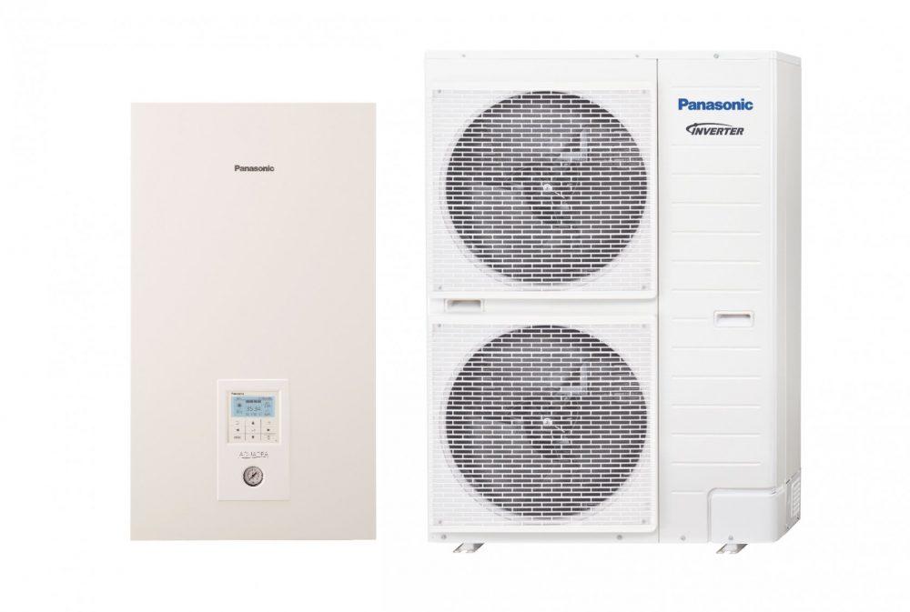 Тепловой насос Panasonic Aquarea High Performance KIT-WC012H6E5 (Bi-Bloc, 12 кВт, 220 В)