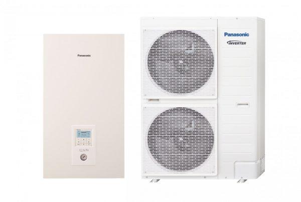 Тепловой насос Panasonic AQUAREA KIT-WC012H6E5