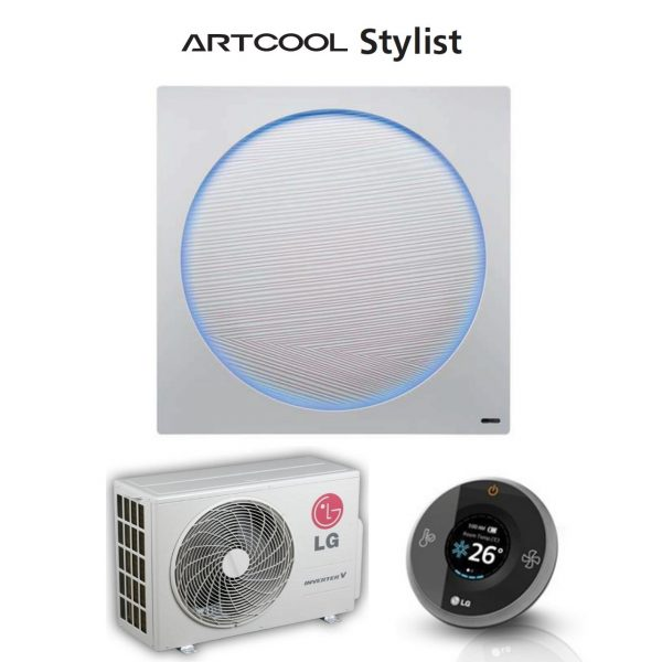 Кондиционер LG ARTCOOL STYLIST A12IWK/A12UWK