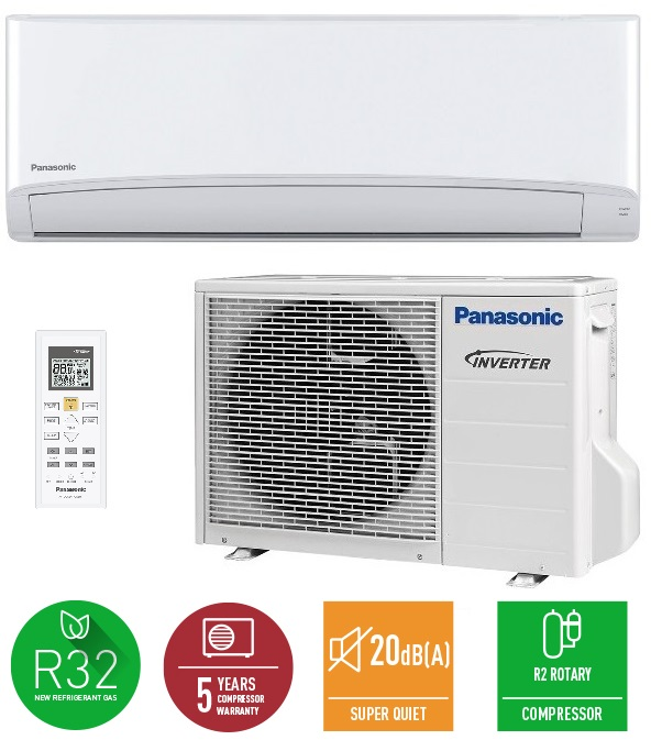 Кондиционер Panasonic Compact Inverter CS/CU-TZ60TKEW
