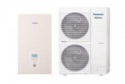 Тепловой насос Panasonic Aquarea T-CAP KIT-WXC09H3E8 (Bi-Bloc, 9 кВт, 380 В)