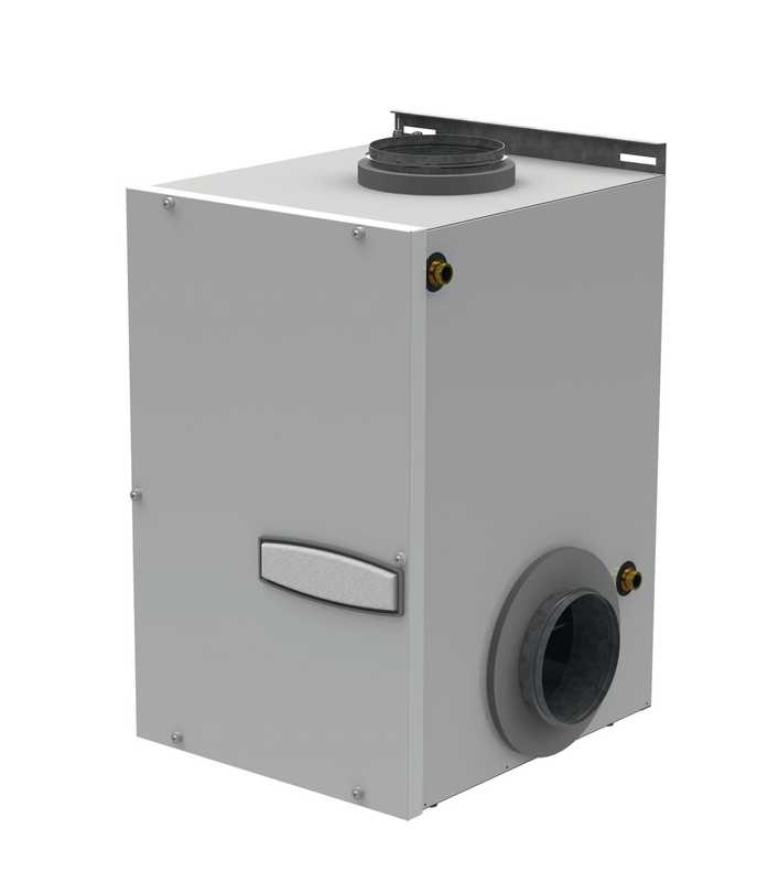 Рассольный геотермальный теплообменник ComfoFond-L Q L ST