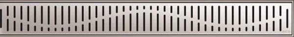 "Решетка для трапа ACO ShowerDrain E ""Волна"" 900 мм (0153.73.44)"