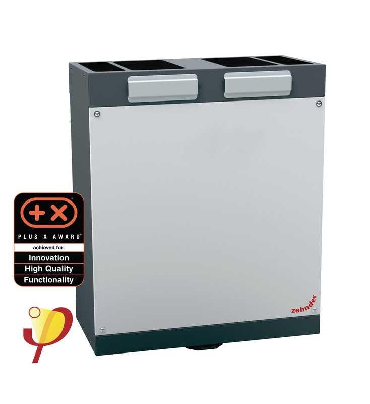 Вентиляция с рекуперацией тепла Zehnder ComfoAir 180
