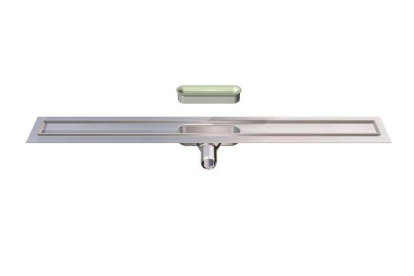 Душевой канал ACO ShowerDrain C 70 х 1185 мм (408727)