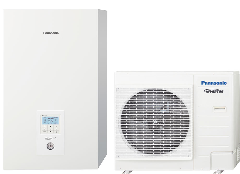 Тепловой насос Panasonic Aquarea High Performance KIT-WC09H3E5 (Bi-Bloc, 9 кВт, 220 В)