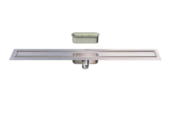 Душевой канал ACO ShowerDrain C 70 х 1185 мм (408720)