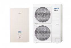 Тепловой насос Panasonic Aquarea High Performance KIT-WC12H9E8 (Bi-Bloc, 12 кВт, 380 В)