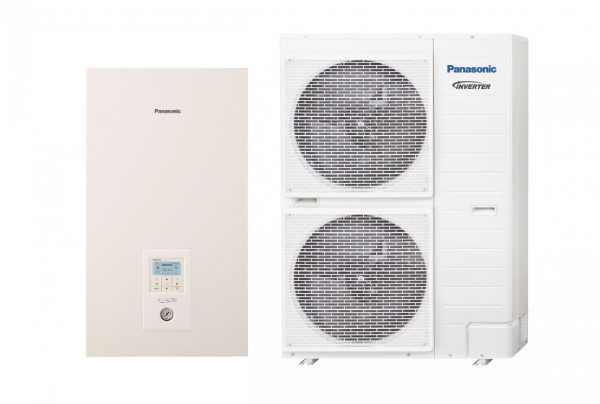 Тепловой насос Panasonic AQUAREA KIT-WC12H9E8