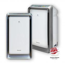 Очиститель-увлажнитель воздуха Panasonic F-VXL40R-S