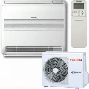 Консольный кондиционер Toshiba UFV RAS-B10UFV-E/RAS-10N3AVR-E