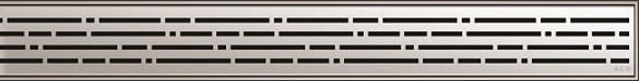 """Решетка для трапа ACO ShowerDrain E """"Микс"""" 1000 мм (9010.56.06)"""