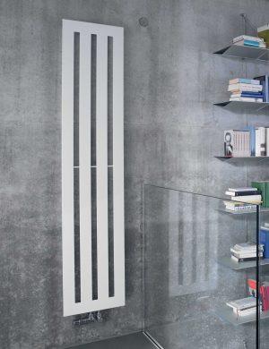 Стальной вертикальный радиатор Zehnder Metropolitan 1500х280