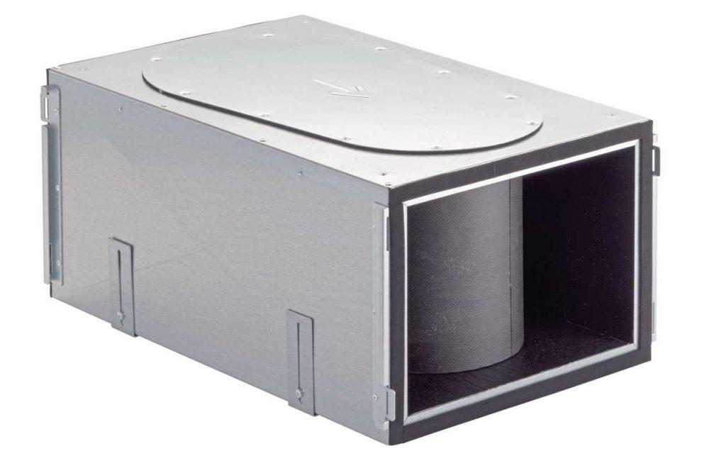 Воздухораспределительная система Zehnder ComfoWell