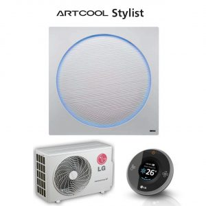 Кондиционер LG ARTCOOL STYLIST A09IWK/A09UWK