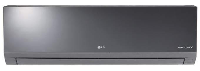 Настенный блок мульти-сплит системы LG Art Cool Mirror MS12AWR/V/W
